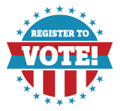 Click here to get registered to vote
