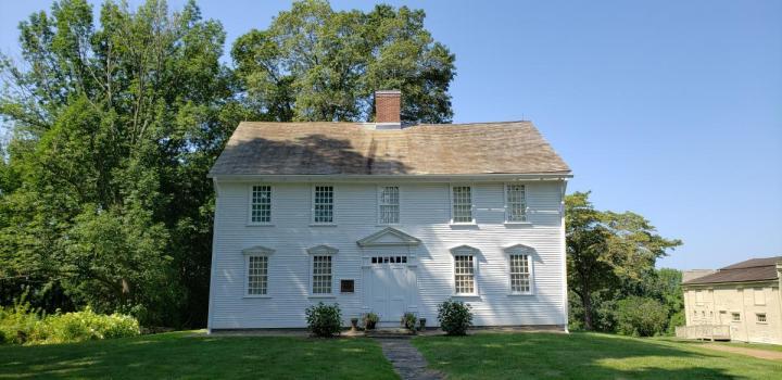 Trumbull House