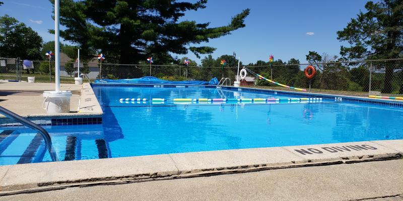 Community Center Pool